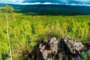 Самая древняя гора на планете Земля
