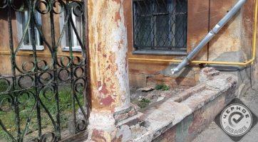 В Магнитогорске разрушаются исторические дома на улице Пионерской