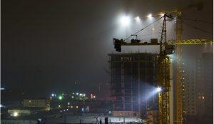 Строительство многоэтажки мешает челябинцам спать