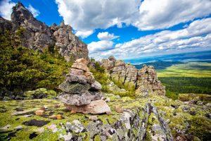 Самая древняя на планете. 5 поразительных фактов о скалах Южного Урала