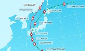 Счет идет на часы. Мощный тайфун Кроса обрушится на Приморье