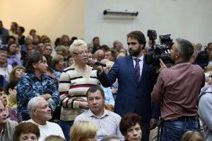 Народный бунт. Жители Златоуста требуют отставки градоначальника