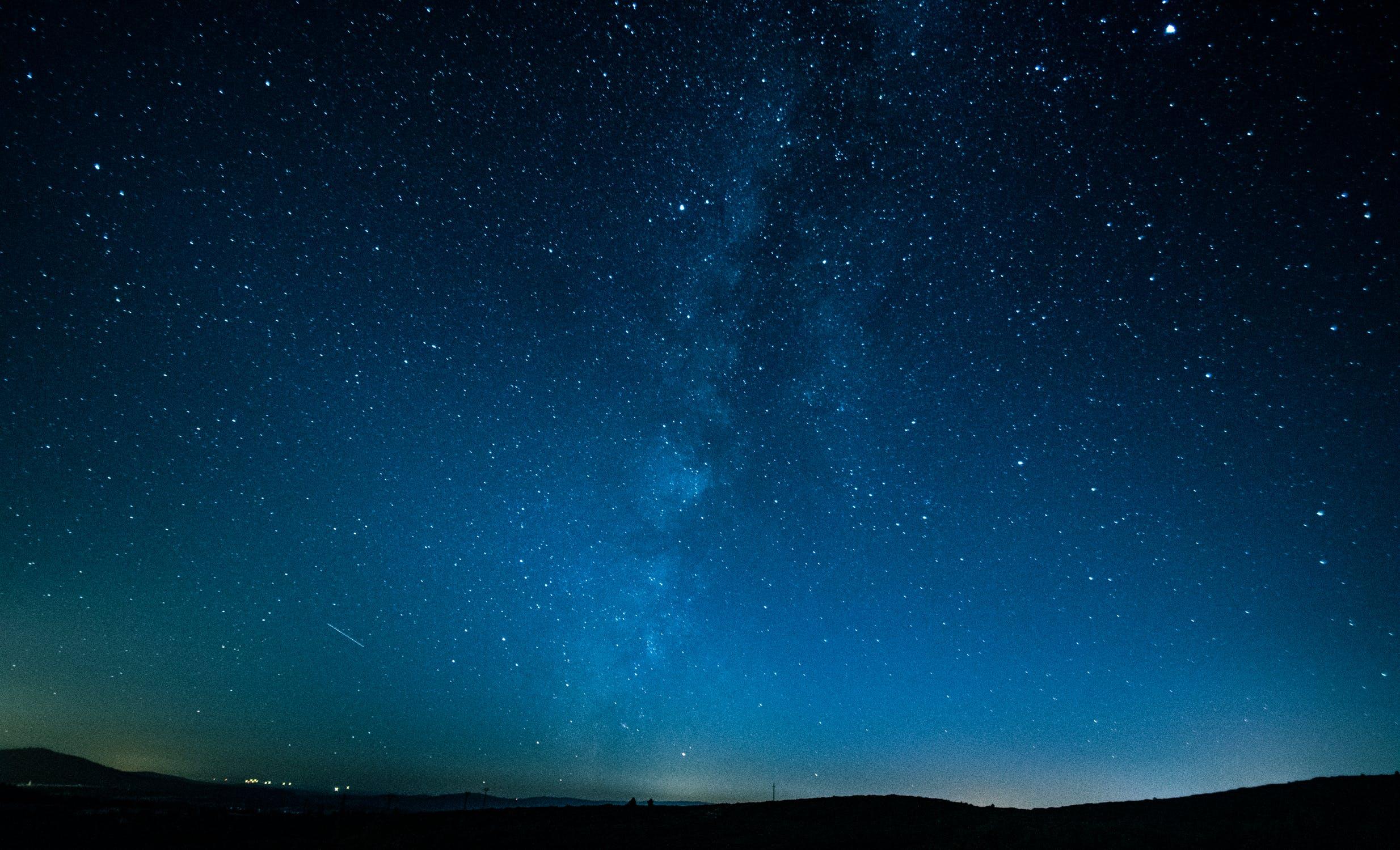 Время загадывать желания. Жители Урала увидят тысячи падающих звезд