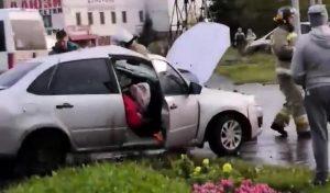 Машина пожарных устроила смертельную аварию в Челябинской области