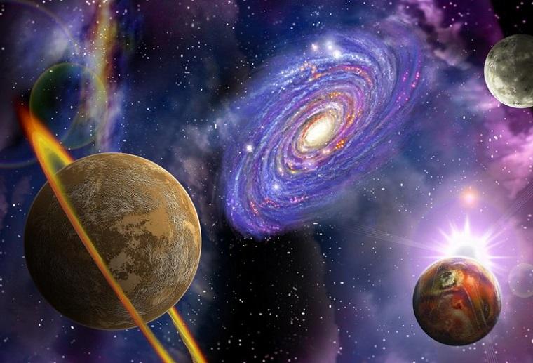 Звездный след. На Земле нашли пыль древнее Солнца