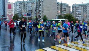 Стартовал челябинский марафон