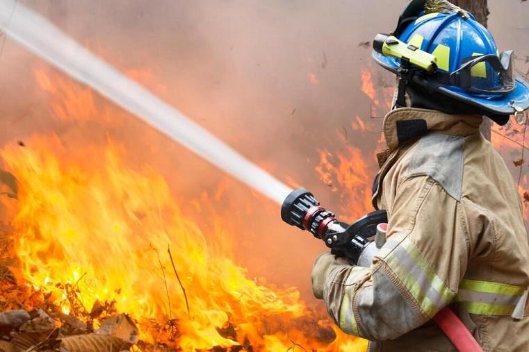 Сгорели заживо. Три человека погибли при пожаре в Челябинской области