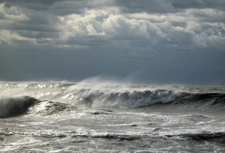 унесло в море пропал