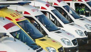 В Копейске машины скорой помощи могут встать на прикол