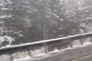 Жители Челябинской области заметили первый снег