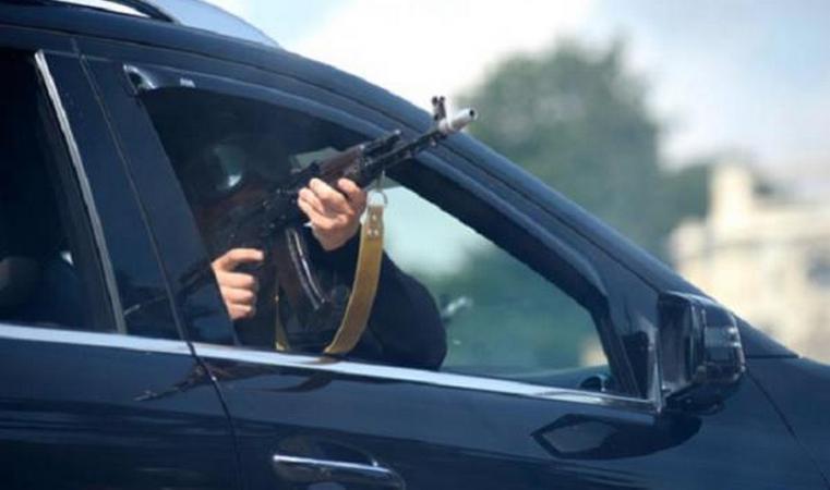 Мужчина устроил стрельбу у школы в Миассе