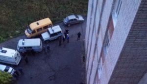 От взрыва в Златоусте пострадали люди