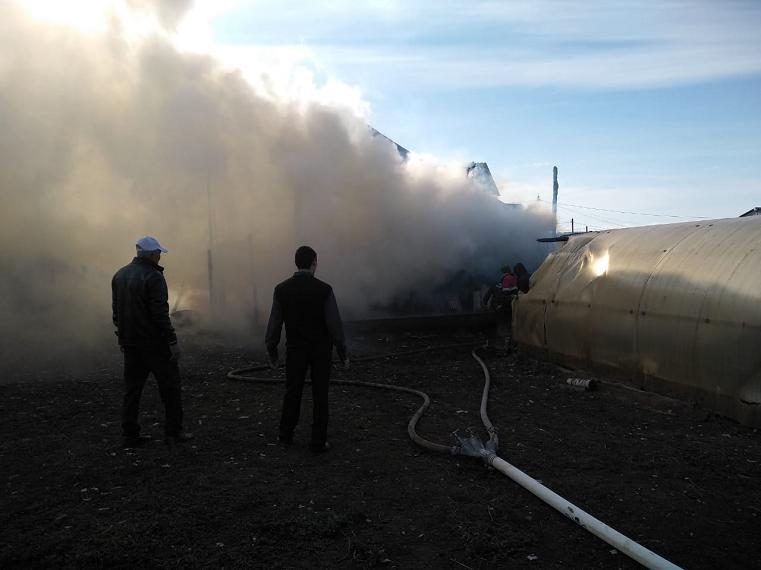 Нет своих и чужих. Огнеборцы из Челябинской области помогали тушить пожар в Башкирии