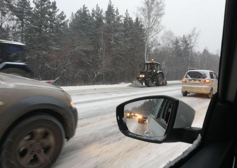 В бой со снегом. Стало известно, сколько техники вывели на улицы Челябинска