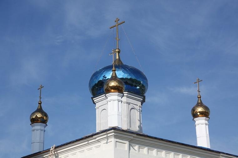 Часовня из кедра. Новый храмовый комплекс появился в Челябинской области
