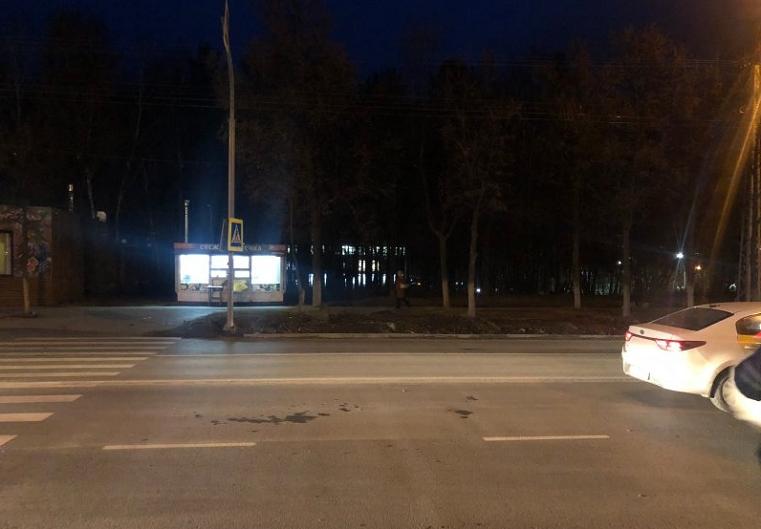 Не увидел в темноте. В Челябинской области таксист сбил ребенка