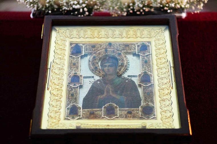 Мироточащая святыня. На Южный Урал привезут уникальную икону