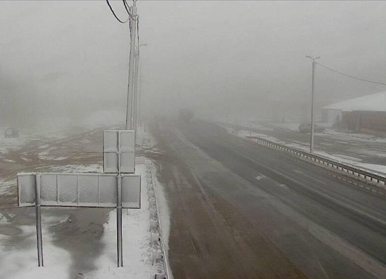 Внимание. Трассу М5 в Челябинской области заваливает снегом
