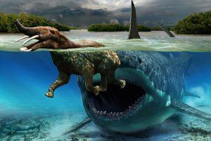 Зубы в пять рядов. 5 сверххищников и доисторических животных Урала