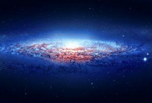 Галактика-монстр. Ученые нашли космического Йети
