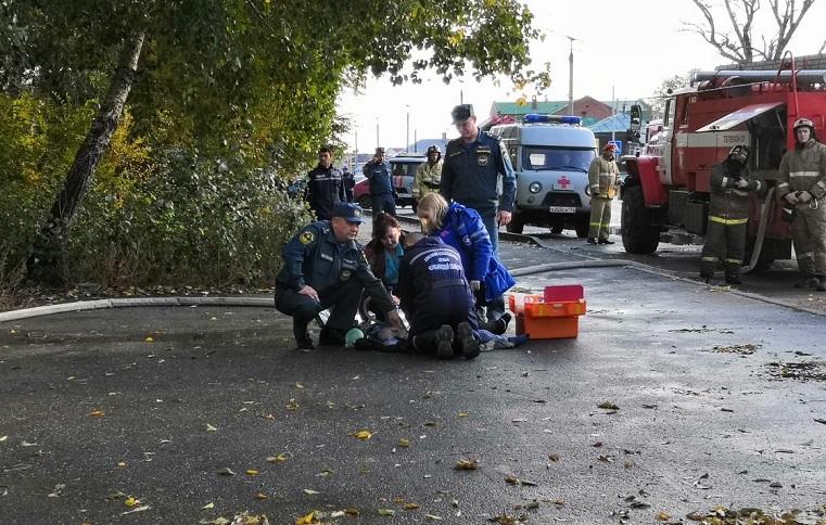 Не откачали. В Челябинской области погиб трехлетний ребенок