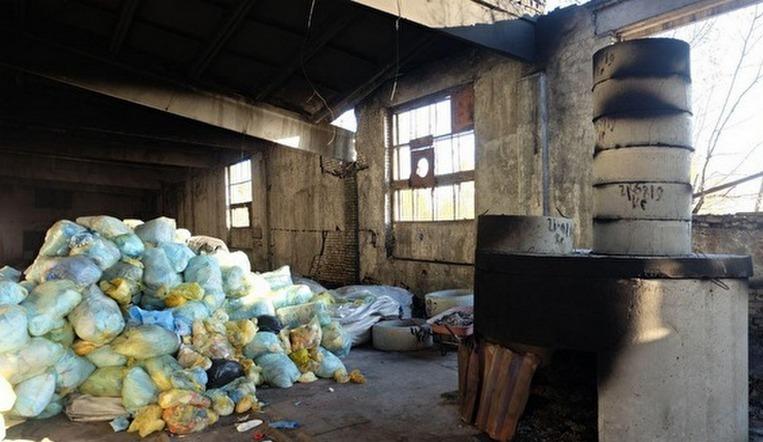 На Урале обнаружили подпольный крематорий