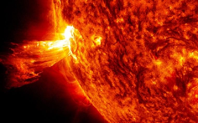 Магнитные бури 2020. Землю накроет мощная волна солнечного излучения