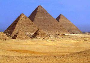 Чудовищная горелка. Астрономы раскрыли тайну египетских пирамид