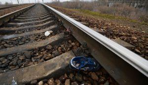 Южноуралец попал под колеса поезда