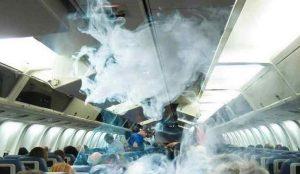 Челябинца сняли с самолета за желание покурить