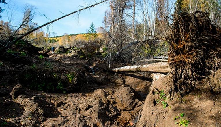 Новый разлом обнаружили на месте землетрясения в Катав-Ивановске