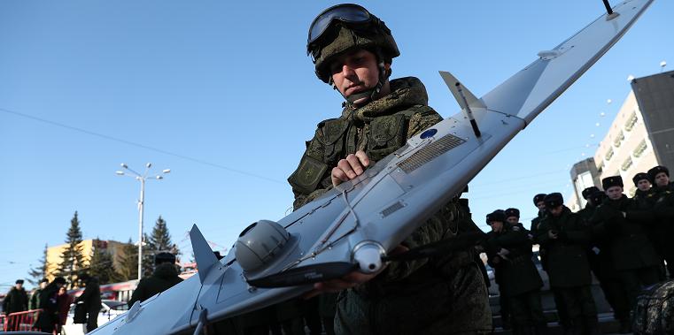Впечатляющее оборудование. Уральские военные представили новейшие технические комплексы