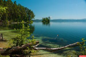 Разработан план по спасению уникальных озер Южного Урала