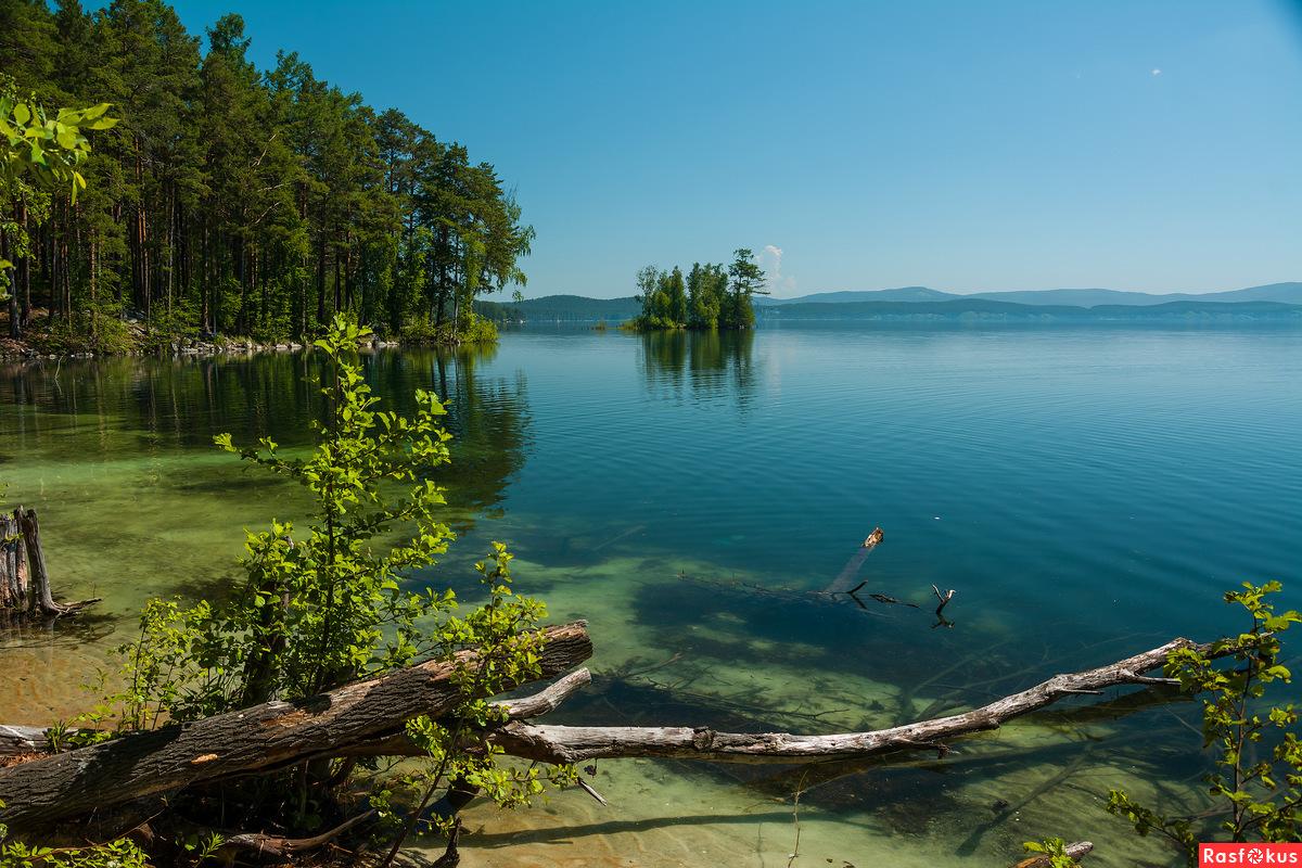 Жемчужина Урала: что нашли при очистке озера Тургояк