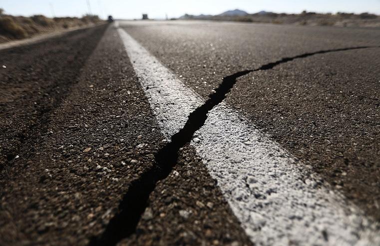 Землетрясение магнитудой 5.4 произошло на границе Челябинской области с Казахстаном