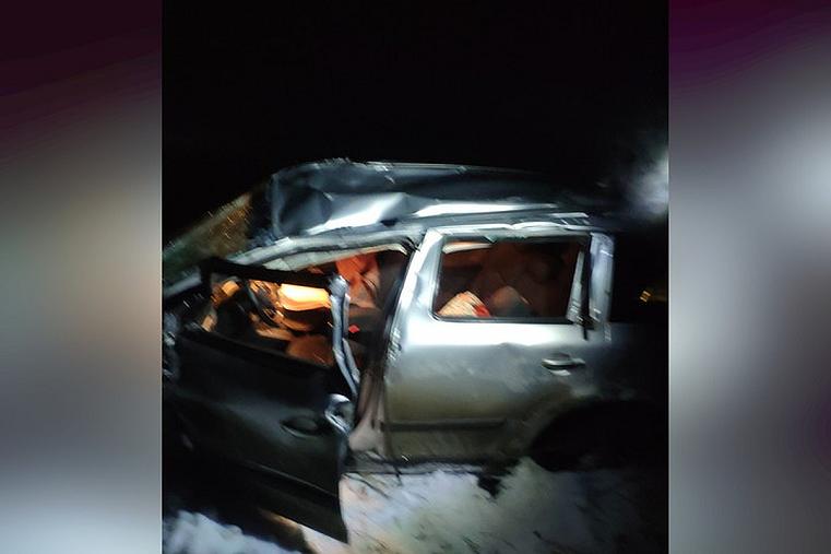 С 30-ти метров в овраг. Житель Южного Урала просит откликнуться свидетелей аварии