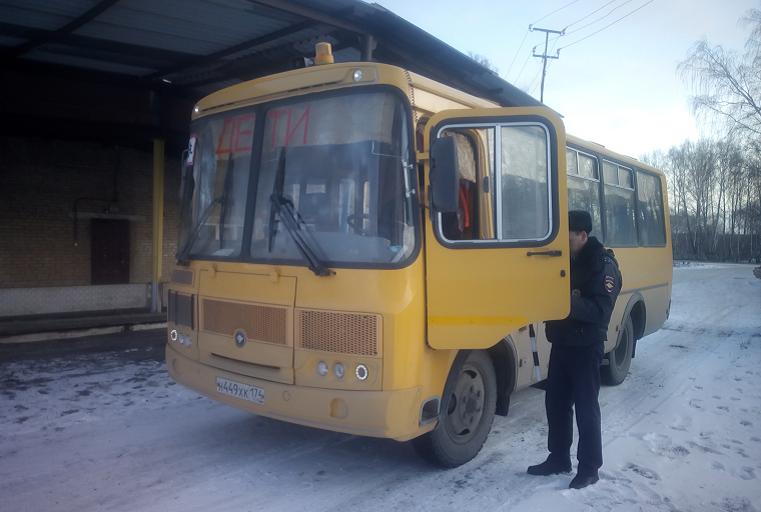 Школьные автобусы без техосмотра перевозят детей в Челябинской области