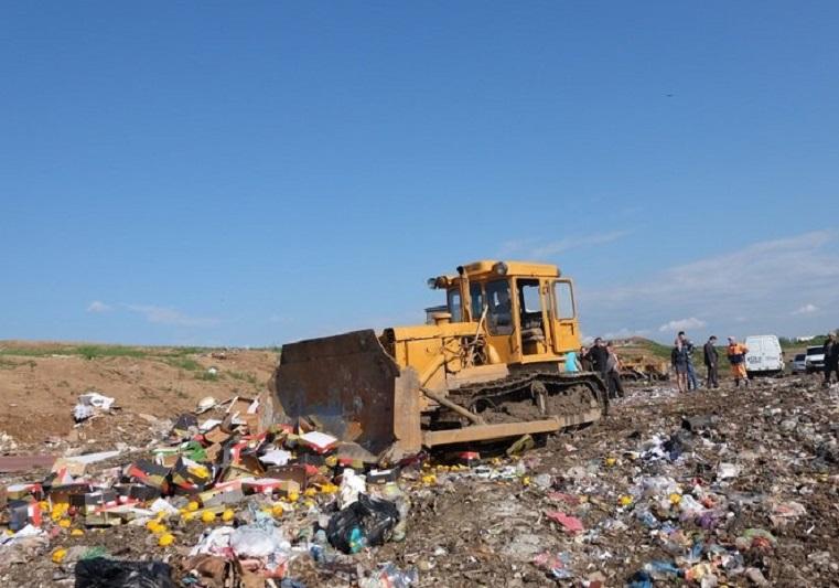 Водитель бульдозера погиб на мусорном полигоне под Челябинском