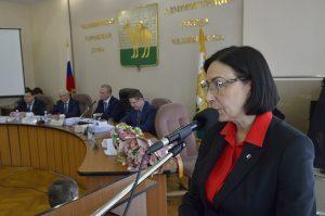 Наталья Котова рассказала о первых решениях на посту главы Челябинске