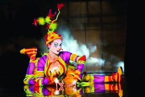 Сальто в будущее. Фестиваль любительского цирка проходит на Южном Урале