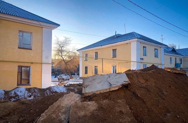 Замерзающие. Для 1600 жителей Чебаркуля готовят временные пункты для размещения