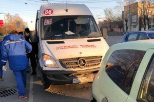 Есть пострадавшие. Маршрутка попала в ДТП в Челябинске