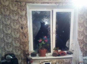 в жилом доме в Челябинской области пострадала женщина