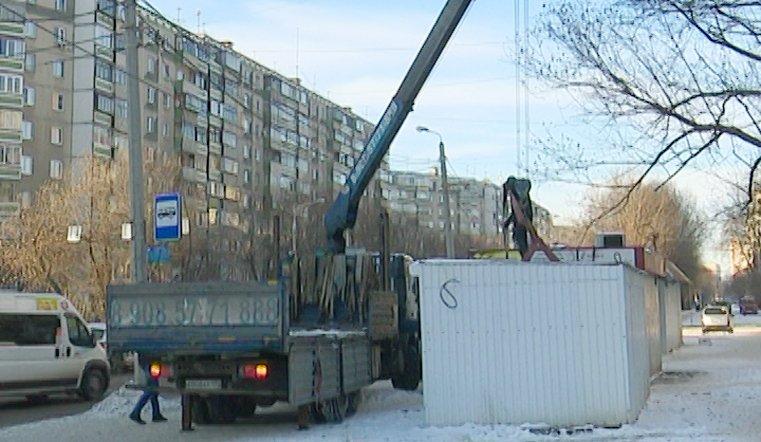 В Челябинске придумали новый способ борьбы с ларечниками-нелегалами