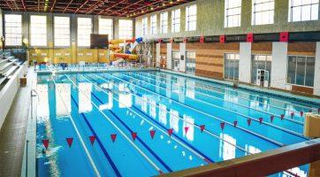 В Копейске ликвидируют спорткомплекс