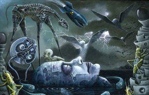 Ученые объяснили причину кошмарных снов