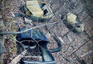Кладбище детства нашли в Челябинской области