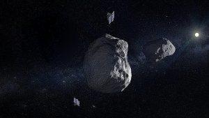 Размером с челябинский: к Земле несется крупный астероид