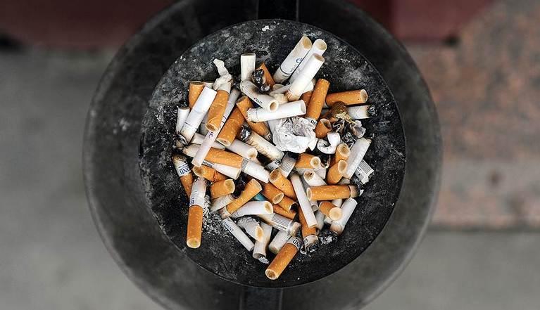 Курильщикам угрожают шизофрения и депрессия
