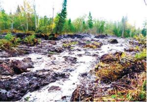 Опасные трещины. Гигантский тектонический разлом нашли на Урале